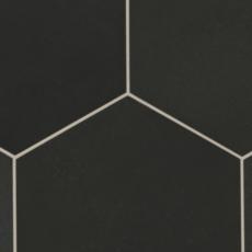 Makoto Hexagon MAtte Kuroi Black
