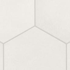 Makoto Hexagon Matte Shoji White