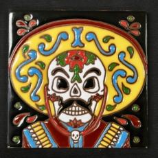 ART Catrina Pancho Villa