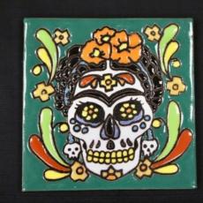 ART Deco Catrina Frida