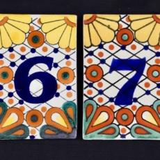 ART Talavera Number