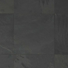 Black Pearl Slate Tile 12x12
