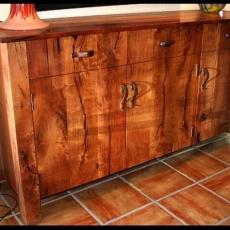 Custom Mesquite Dresser